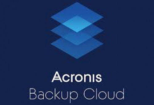 Acronis Backup Cloud - Acronis Hosted (per GB), max. 2.500 GB Commitment 1