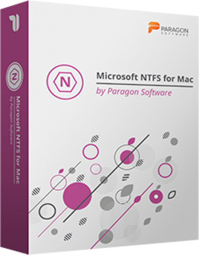 Microsoft NTFS for Mac by Paragon Software