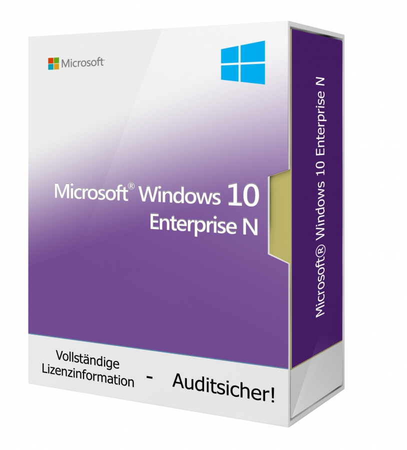 Microsoft Windows 10 Enterprise N ESD