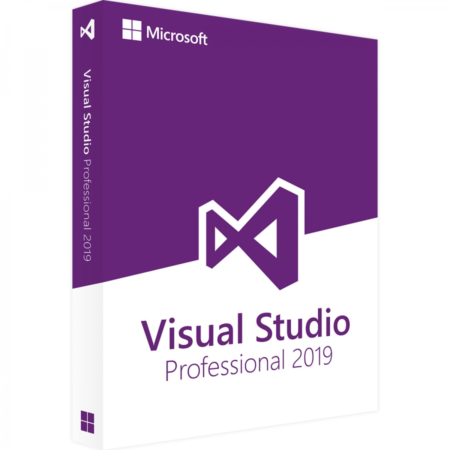 Microsoft Visual Studio 2019 Professional - 1 PC